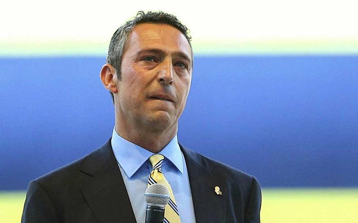 Fenerbahçe kaybetti! Ali Koç'un yüzü yine gülmedi