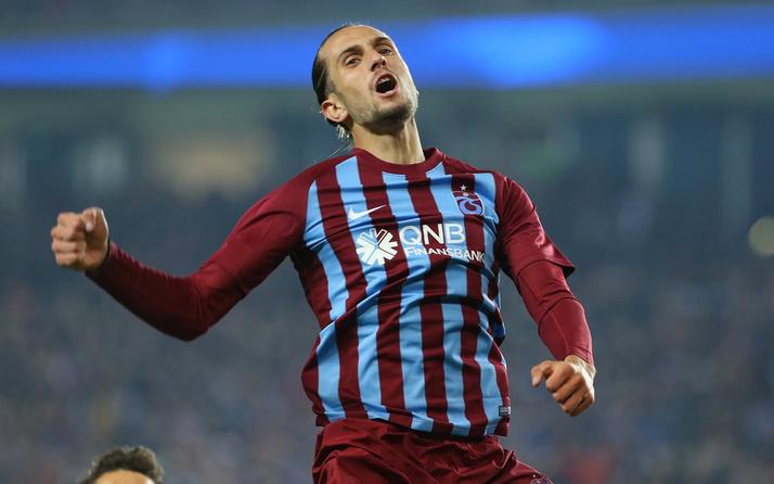 Trabzonspor'dan ayrılmak isteyen Yusuf Yazıcı'ya veda paylaşımı