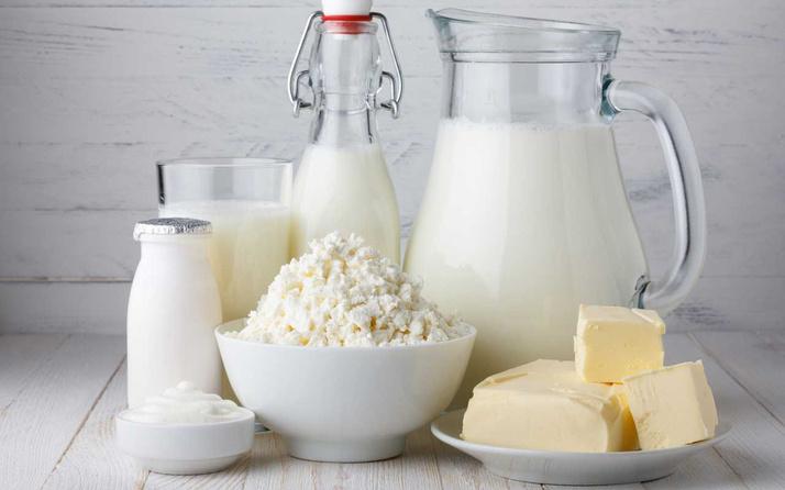 Şubat'ta toplanan inek sütü azaldı