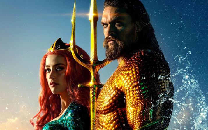 Aquaman 2 filmi için vizyon tarihi belirlendi