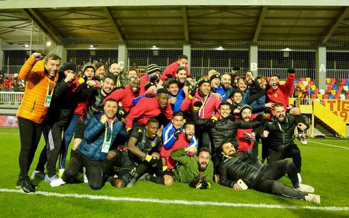 Yeni Malatyaspor tarihinde ilk kez yarı final oynayacak