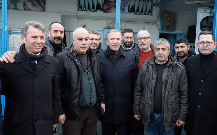 Mansur Yavaş'tan tanzim satışı açıklaması