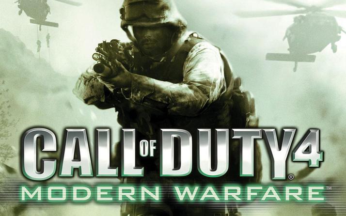 Call of Duty Modern Warfare 4 geliyor!