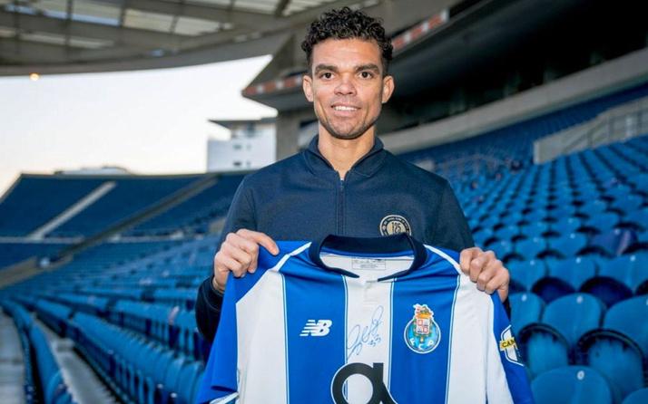 Pepe'ye sürpriz talip