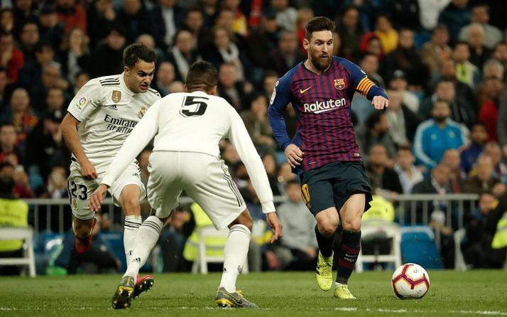 Barcelona'dan 4 günde iki El Clasico galibiyeti