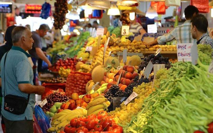Havalar ısındı sebze fiyatları düşmeye başladı