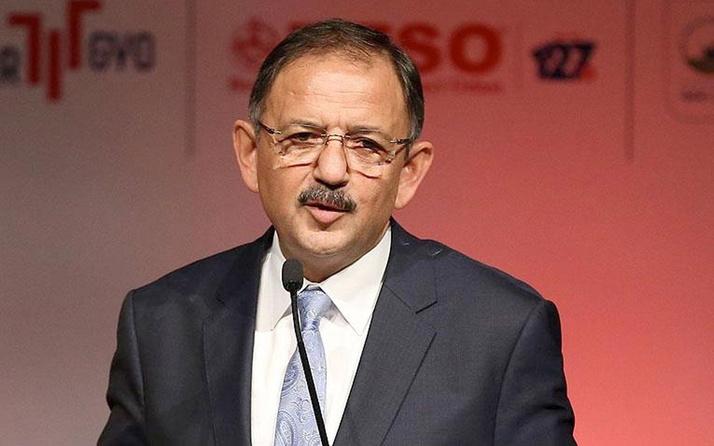 Mehmet Özhaseki: Makam araçlarını satışa çıkaracağım