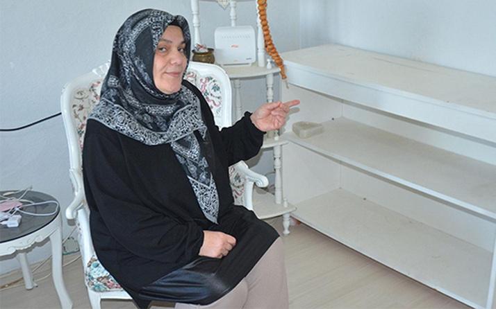 Kiracı, ev sahibinin değerli eşyalarını satıp kayıplara karıştı