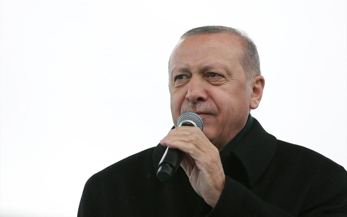 Cumhurbaşkanı Recep Tayyip Erdoğan'dan Büyükçekmece'ye metrobüs sözü