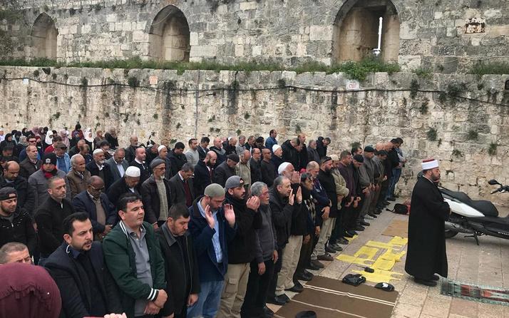 Mirasımız Derneği'nden 'Kudüs Haftası' talebi