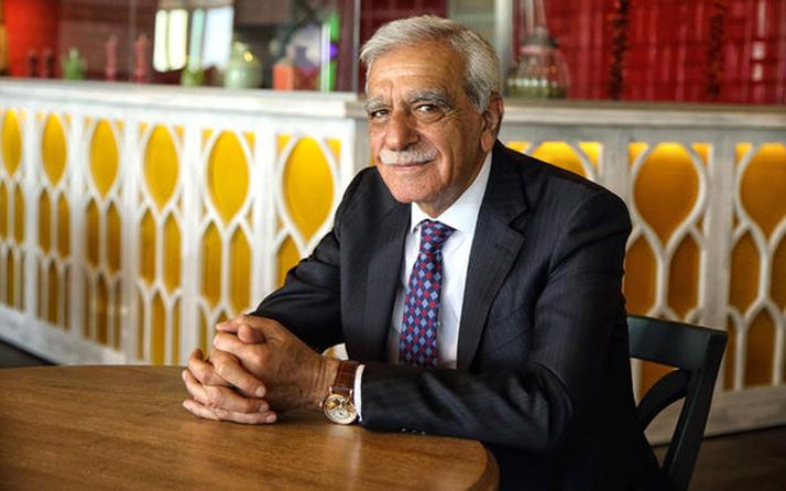 YSK'dan Ahmet Türk için flaş karar