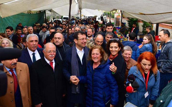Ekrem İmamoğlu: HDP'li seçmenle ortak bir dil yakalamışsak ne mutlu bana