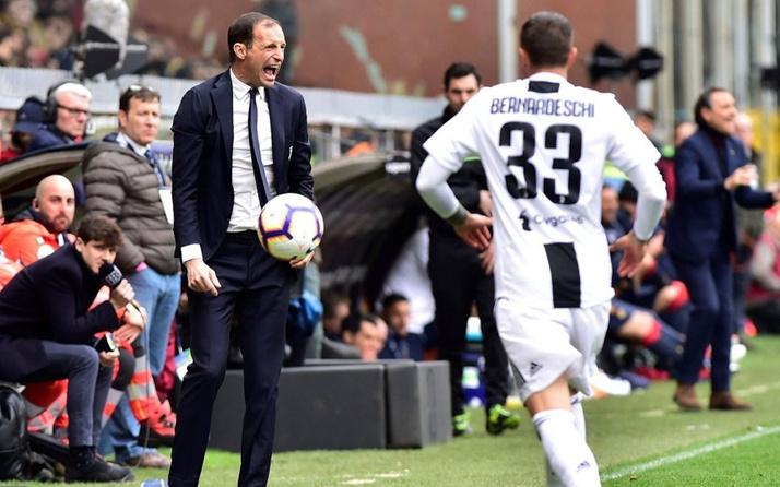 Juventus bu sezon ilk kez yenildi