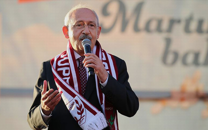 """CHP Genel Başkanı Kılıçdaroğlu: """"Birlikte güzel Türkiye'yi inşa edeceğiz"""""""