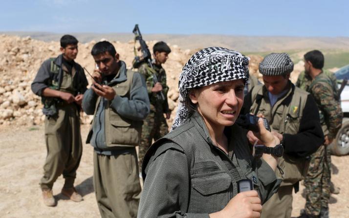 """IKBY'den """"YPG/PKK'ya yardım"""" açıklaması"""