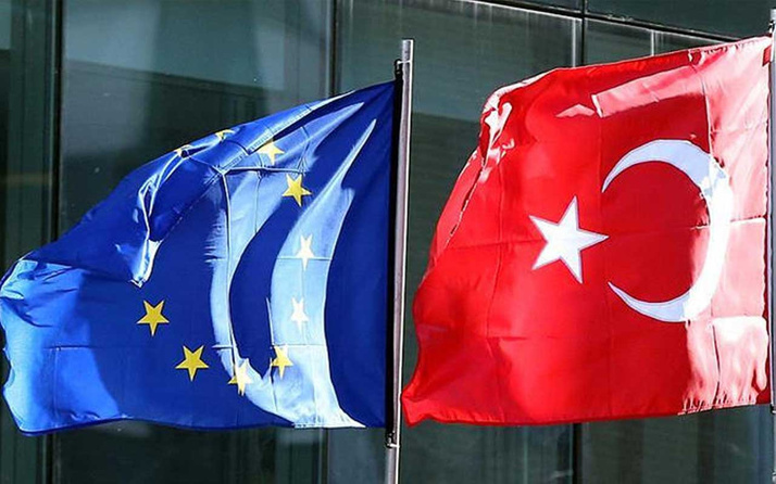 Türkiye AB ile ticaret fazlası verdi