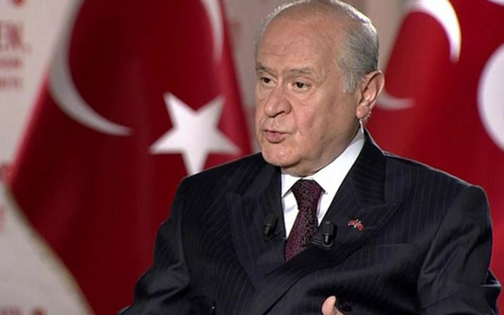MHP lideri Bahçeli'den Mansur Yavaş çıkışı