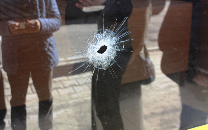 Diyarbakır'da silahlar patladı! 1 kişi yaralı