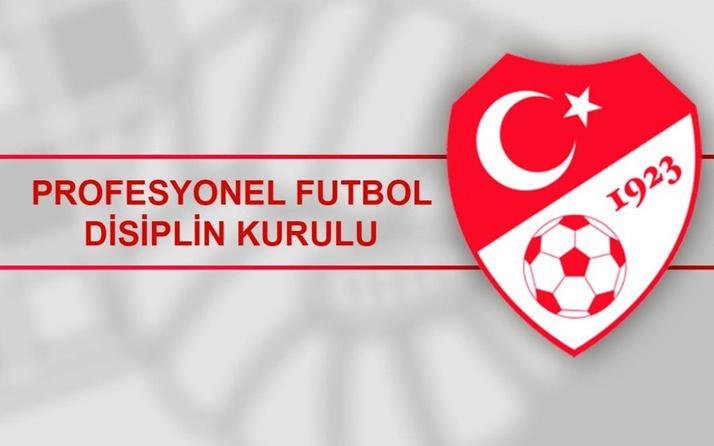 Galatasaray, Beşiktaş ve Sergen Yalçın PFDK'ya sevk edildi