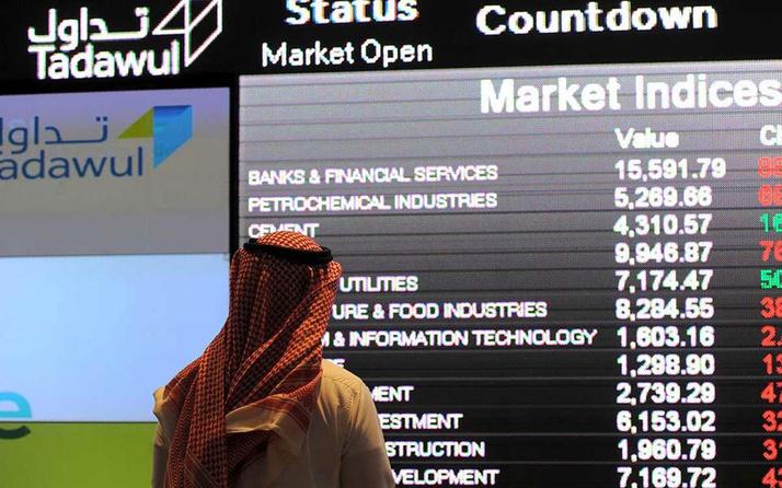 Suudi borsası artık gelişen ülke endeksinde yer alacak