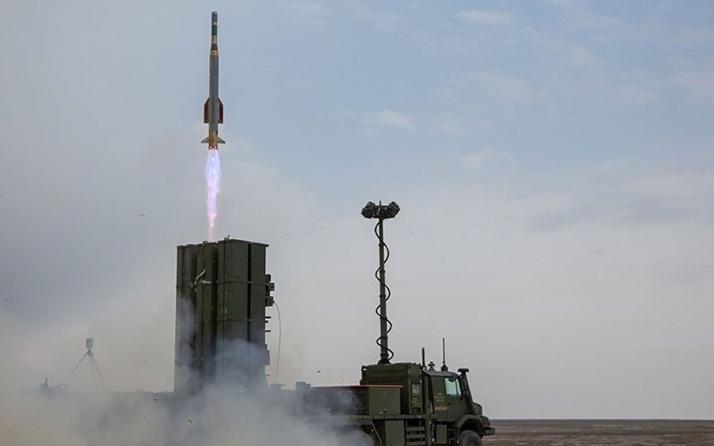Yerli ve Milli hava savunma sistemi Hisar-A başarıyla hedefe ulaştı