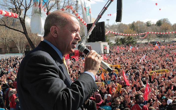 Cumhurbaşkanı Erdoğan'dan Akşener'e: Şu anda senin iyi günlerin