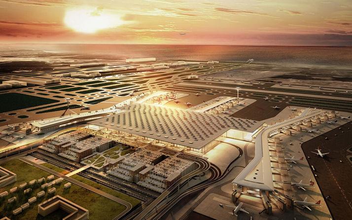 Bakan Mehmet Cahit Turhan, İstanbul Havalimanı'nın yıllık kirasını açıkladı!