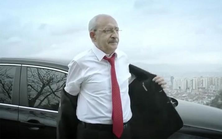 Kemal Kılıçdaroğlu kolları sıvıyor! CHP'nin yeni reklam filmine bakın