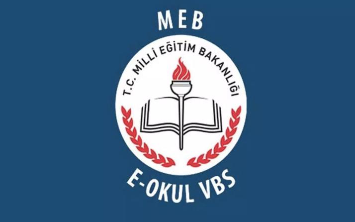 e okul giriş VBS nasıl girilir 2019 veli bilgilendirme giriş sayfası