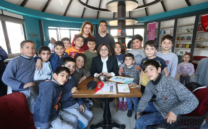 Gaziantep'te 8 mahalleye Millet Kıraathanesi kuruldu