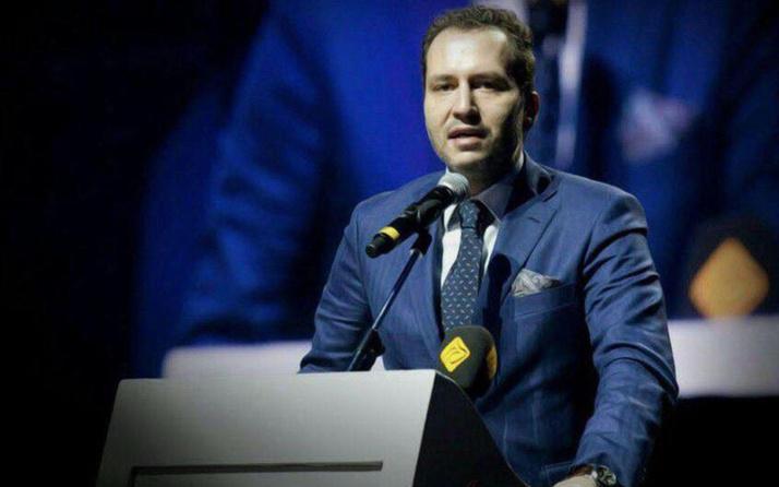 Fatih Erbakan yerel seçimler için tarafını belli etti