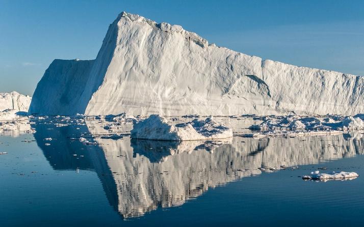 Grönland'dan korkutan haber Jakobshavn Buzulu yeniden eriyor