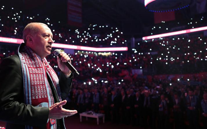 Erdoğan'dan Trump'ın kararına sert tepki Ali kıran baş kesen