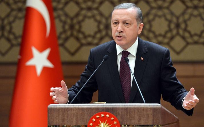 Cumhurbaşkanı Erdoğan kendisini Atatürk'e benzetti!