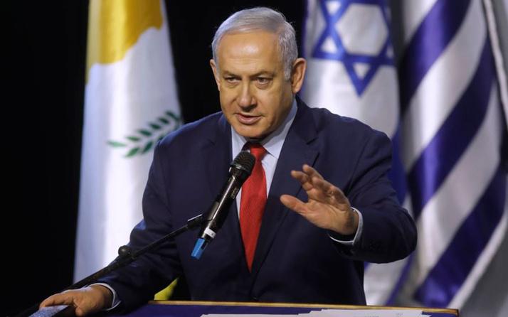 ABD'den Netanyahu'yu çıldırtan karikatür!