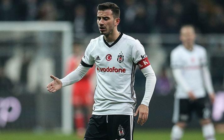 Oğuzhan Özyakup, Beşiktaş'tan ayrılıyor