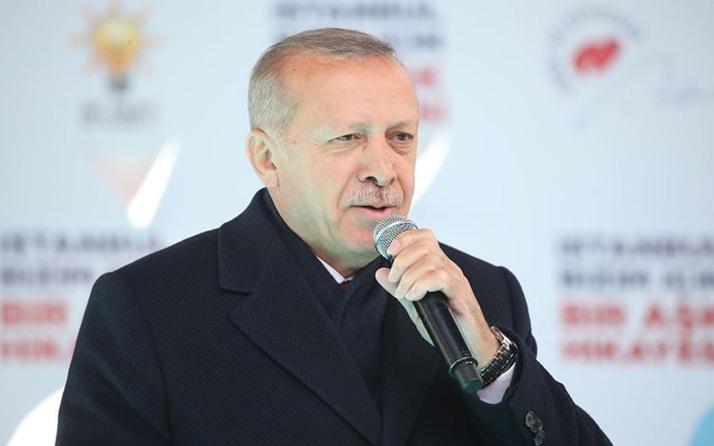 Erdoğan: CHP'ye bir Osmanlı tokadını sandıkta atalım