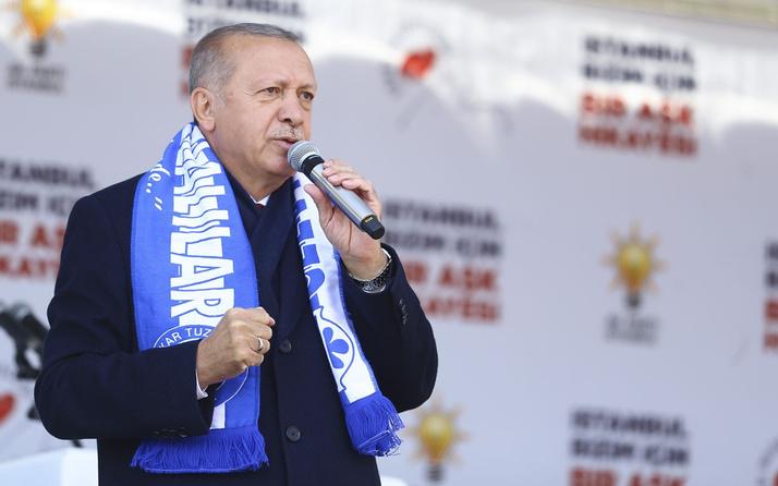 """Erdoğan'dan İmamoğlu'na """"Trabzonluyum"""" çıkışı: Hemşehrilerimi mi aldatacaksın?"""
