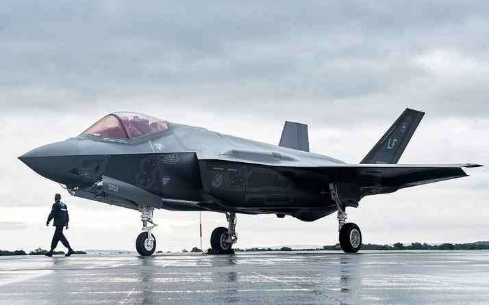 ABD'de F-35'lerin Türkiye'ye gönderilmesini durdurmak için yasa tasarısı