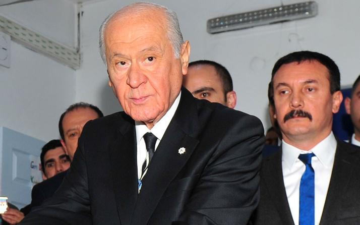 MHP Lideri Bahçeli: Cumhur İttifakı'na oy verdim