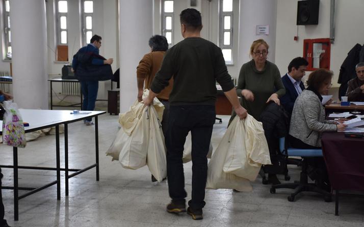 AK Parti ve MHP itiraz etti Bartın'da oylar yeniden sayılıyor