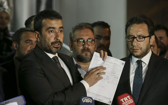 Ankara il başkanı sayı verdi tam 3 bin sandıkta usulsüzlük var