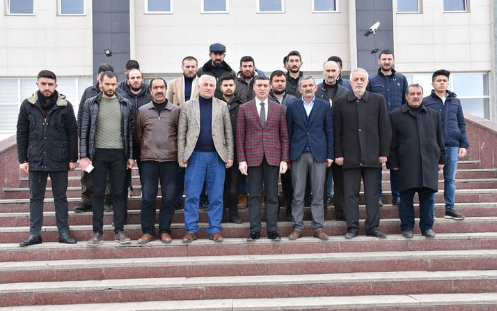 Cumhur İttifakı Kars Belediye Başkan Adayı Çetin Nazik sonuçlara itiraz etti