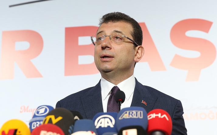 Ekrem İmamoğlu'dan AK Parti'nin tüm oylar yeniden sayılsın başvurusuna yanıt