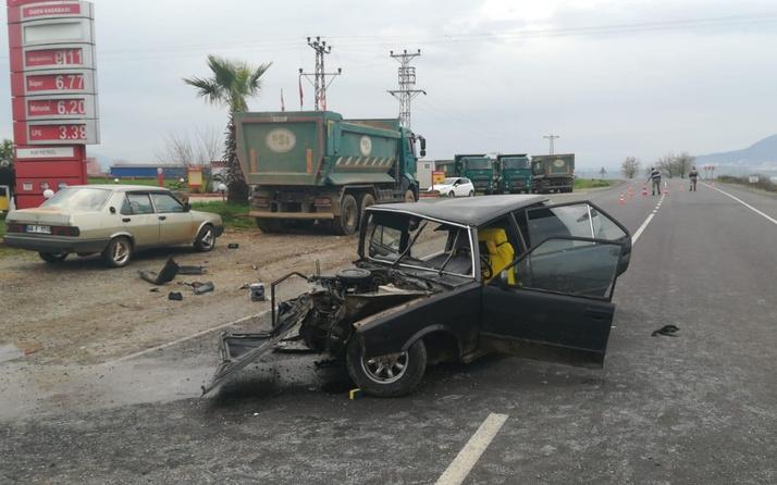 Kahramanmaraş'ta feci kaza: Ölü ve yaralılar var!