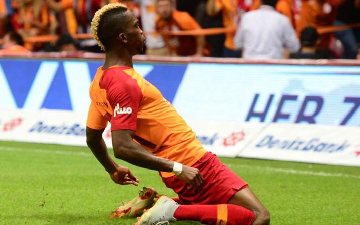 Galatasaray'da Henry Onyekuru harekatı