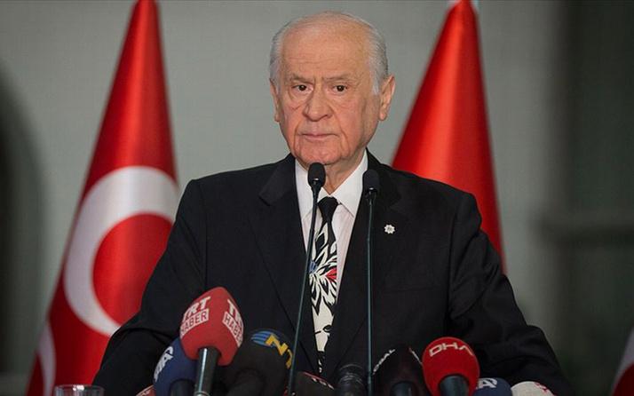 Devlet Bahçeli'nin seçim için İstanbul geçeceği tarih belli oldu
