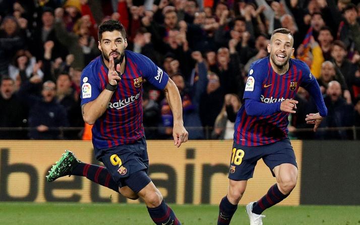 Barcelona takipçisini yendi şampiyonluk için büyük adım attı!