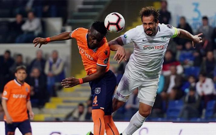 Başakşehir Konyaspor maçı golleri ve geniş özeti