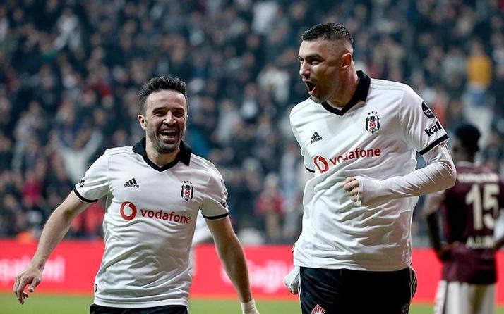 Beşiktaş'ın yeni kaptanı belli oldu